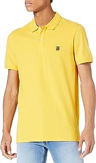 SELECTED HOMME Shharo Ss Embroidery Polo Noos, Camiseta Polo Hombre