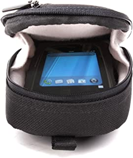 Durable Water Resistant Zip Case For Mobile Phones Inc. Icemobile Fuego, Micromax X222, Simvalley RX-380 Pico X-Slim, HP Veer & 4G