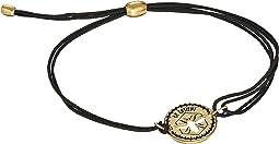 Be Patient Pull Cord Bracelet
