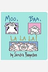 Moo Baa La La La Board book
