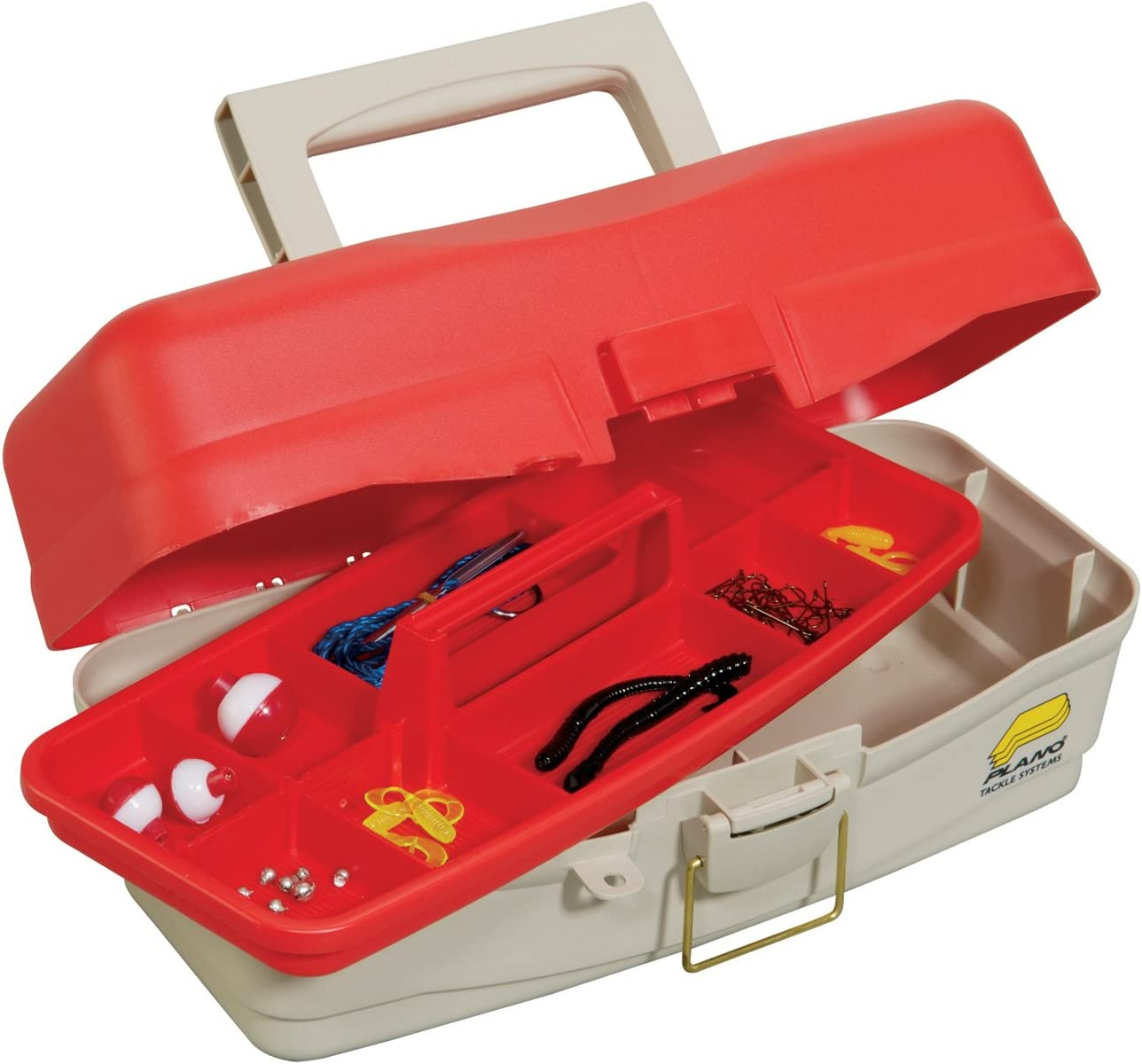 Plano One Tray Take Me Fishing Factory outlet Box with Tackle Nippon regular agency Premium T