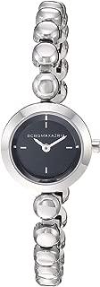 BCBGMAXAZRIA Women's Japanese-Quartz Stainless Steel Case Stainless-Steel Strap Casual Watch (Model: BG50680001-04
