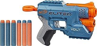 Lança Dardos Nerf Elite 2.0 Volt SD-1, com 6 Dardos Oficiais e Mira Luminosa - E9953 - Hasbro