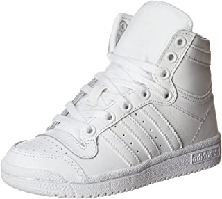 adidas Originals Top Ten Hi C Basketball Sneaker (Little Kid/Big Kid)