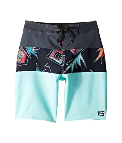 Billabong Kids Tribong Pro Boardshorts (Toddler/Little Kids) (Foam) Boy