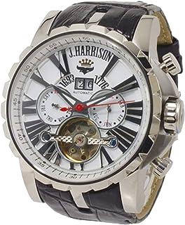 (ジョンハリソン)JOHN HARRISON 自動巻き メンズ 腕時計 JH033WH(並行輸入品)