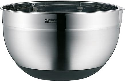 Preisvergleich für WMF Gourmet Küchenschüssel, Ø 24 cm, Cromargan Edelstahl rostfrei 18/10, spülmaschinengeeignet