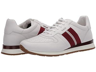 Bally Astel-FO/517 Sneaker (White) Men