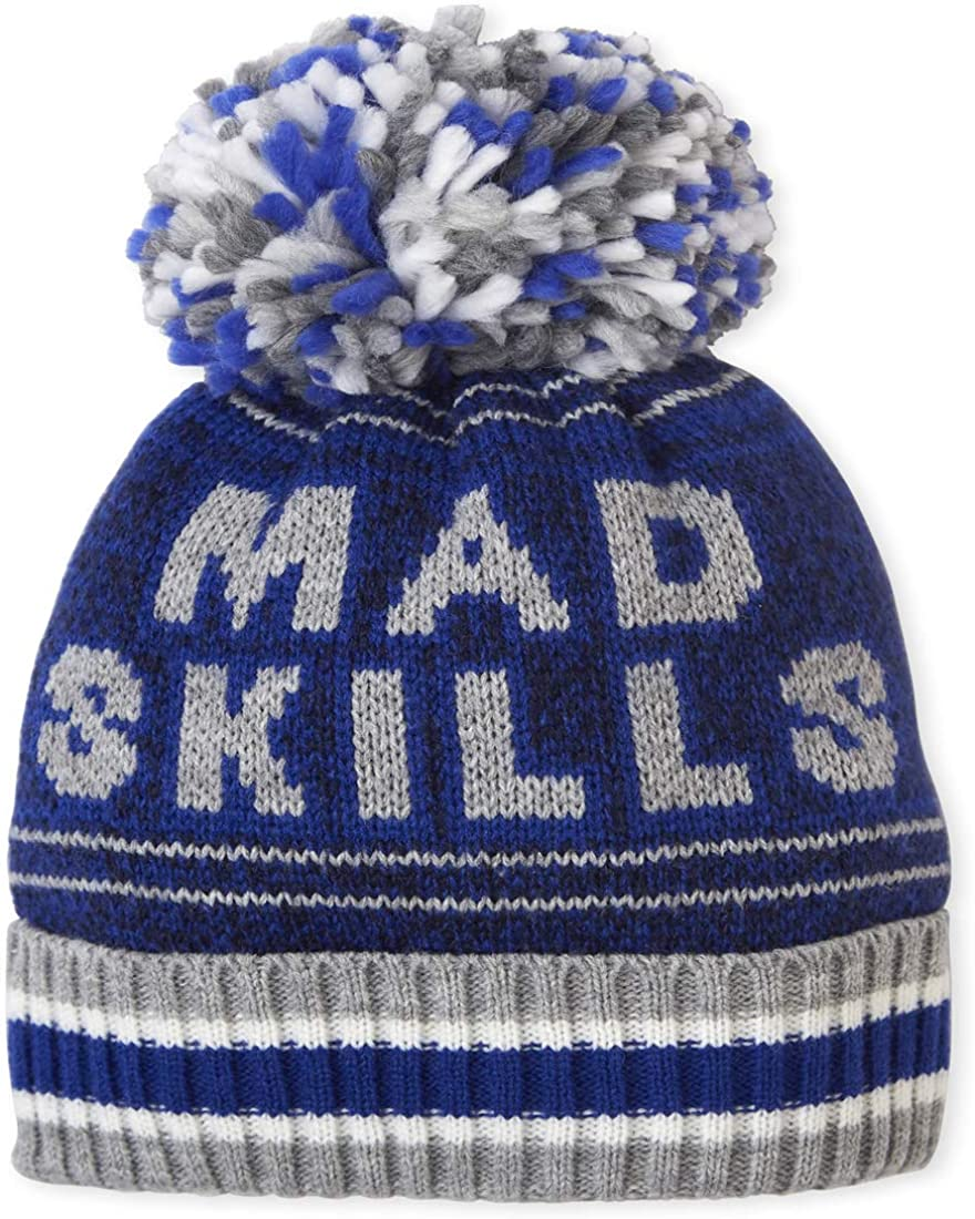 The Children's Place Boys' Cold Weather Beanie Hat