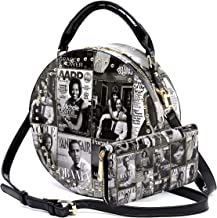 Best michelle obama black and white purse Reviews