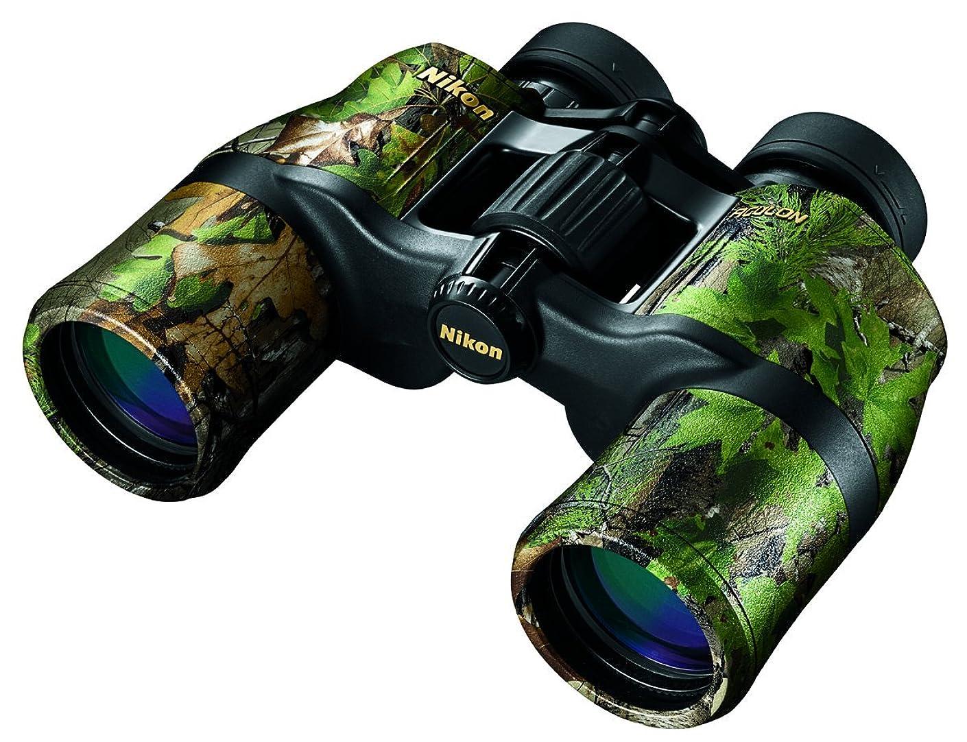 Nikon 8256 ACULON A211 8x42 Binocular (Realtree Extra Green Camo)