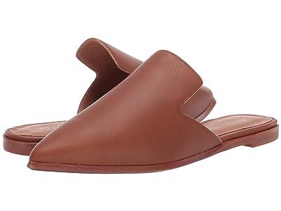 Madewell Gemma Mule in Leather (English Saddle) Women