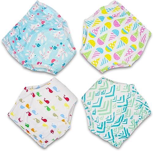 Baby Trainerhose waschbare Trainingswindel Lernwindel Unterhose Aquawindel Gr.S