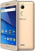 "$99 Get BLU R2 R0172WW 5.2"" GSM Unlocked 32GB - 2GB RAM Dual Sim 4G LTE 13MP Android (Gold)"