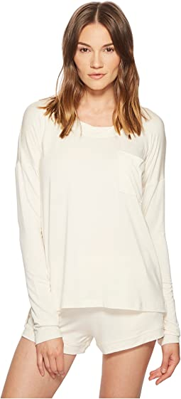 Maison Du Soir Edith Long Sleeve Top