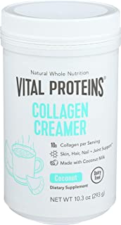 Best natural whole nutrition collagen creamer Reviews