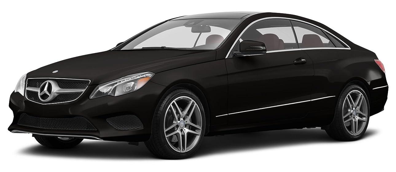 New 2015 Mercedes Benz E400 Coupe
