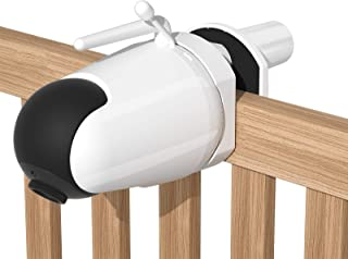 TIUIHU Baby Monitor Crib Mount for VAVA Baby Monitor Mount for Toddler, Easy Installation No Tools Required
