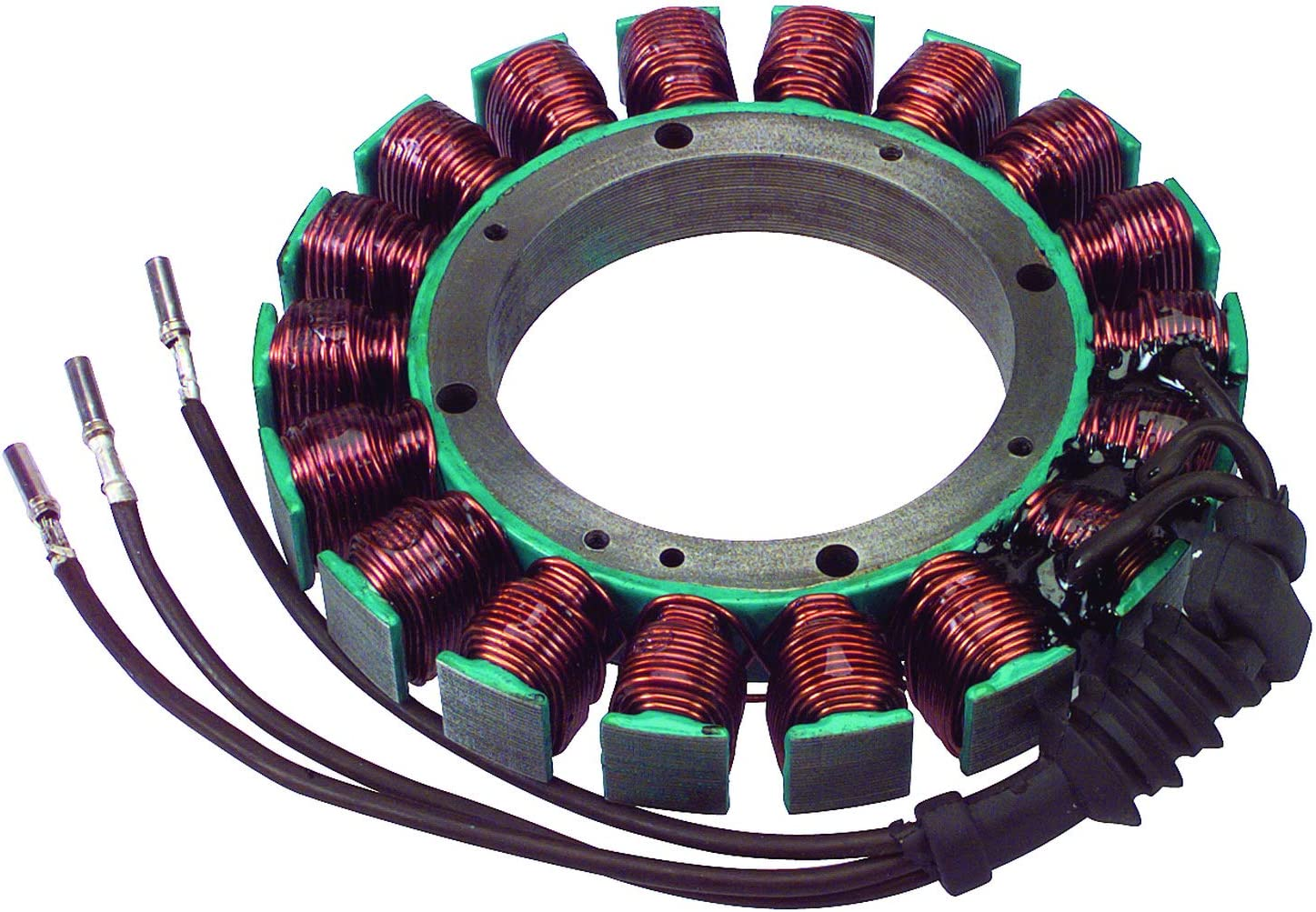 A surprise price is realized New Replacement 5 ☆ popular For Harley Davidson 38 Motorcycle AMP Stator Big