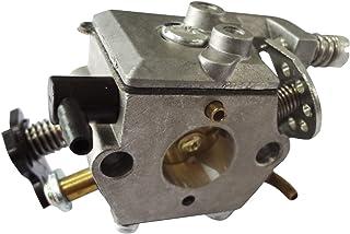 DCSPARES Carburador Carburador Para ZENOAH KOMATSU 2500 25cc Motosierra Sustituye al carburador Walbro