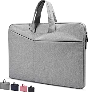 14 inch Laptop Sleeve with Handle for 15 Inch MacBook Pro Touch Bar A1990 A1707 2018 2017,Acer Chromebook 14,Lenovo Flex 14,ASUS HP 14