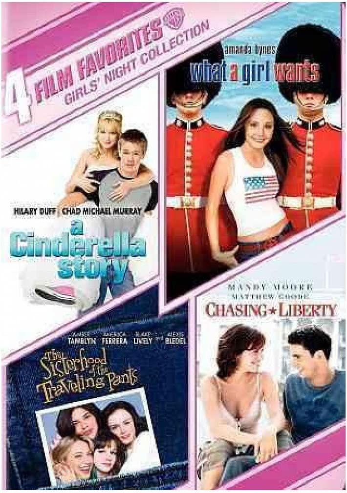 4 FILM Finally resale start FAVORITES-GIRLS NIGHT OUT 2 DISC New color ECO DVD