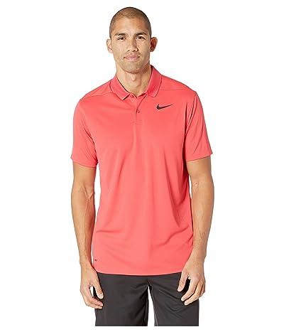 Nike Golf Dri-FITtm Victory Polo (University Red/Black) Men