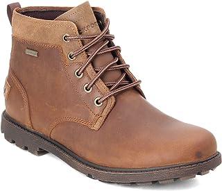حذاء Rockport Men's, Rugged Bucks 2 Chukka للرجال لون تان 10. 5 M