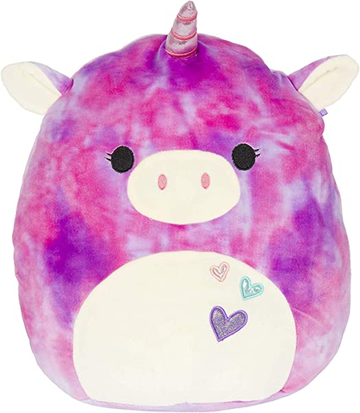 Squishmallow Limited Edition Unicorn With Heart Great For Anniversary Or Proposal Original Kellytoy Happy Lovers Edition 8 Stuffed Animal Pet Pillow