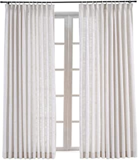 Faux Suede Pencil Pleat//Tape Top Lined Curtain Pairs TO CLEAR FREE DELIVERY