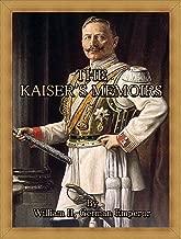 The Kaiser's Memoirs