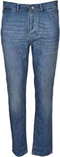 Luxury Fashion Mens Jeans Summer