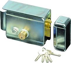 SCS SEN4131198 Elektrische vergrendeling met interne knop zink met cilinder