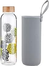 Amazon.es: botella agua cristal