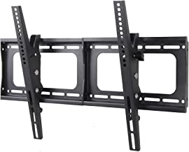 Husky Mount TV Bracket Fits most 32 39 40 42 46 47 50 52 55 60 65 70 72 Inch LED LCD Plasma Flat Screen Up To VESA 600X400 Tilting Heavy Duty TV Wall Mount Loads 132 LBS!