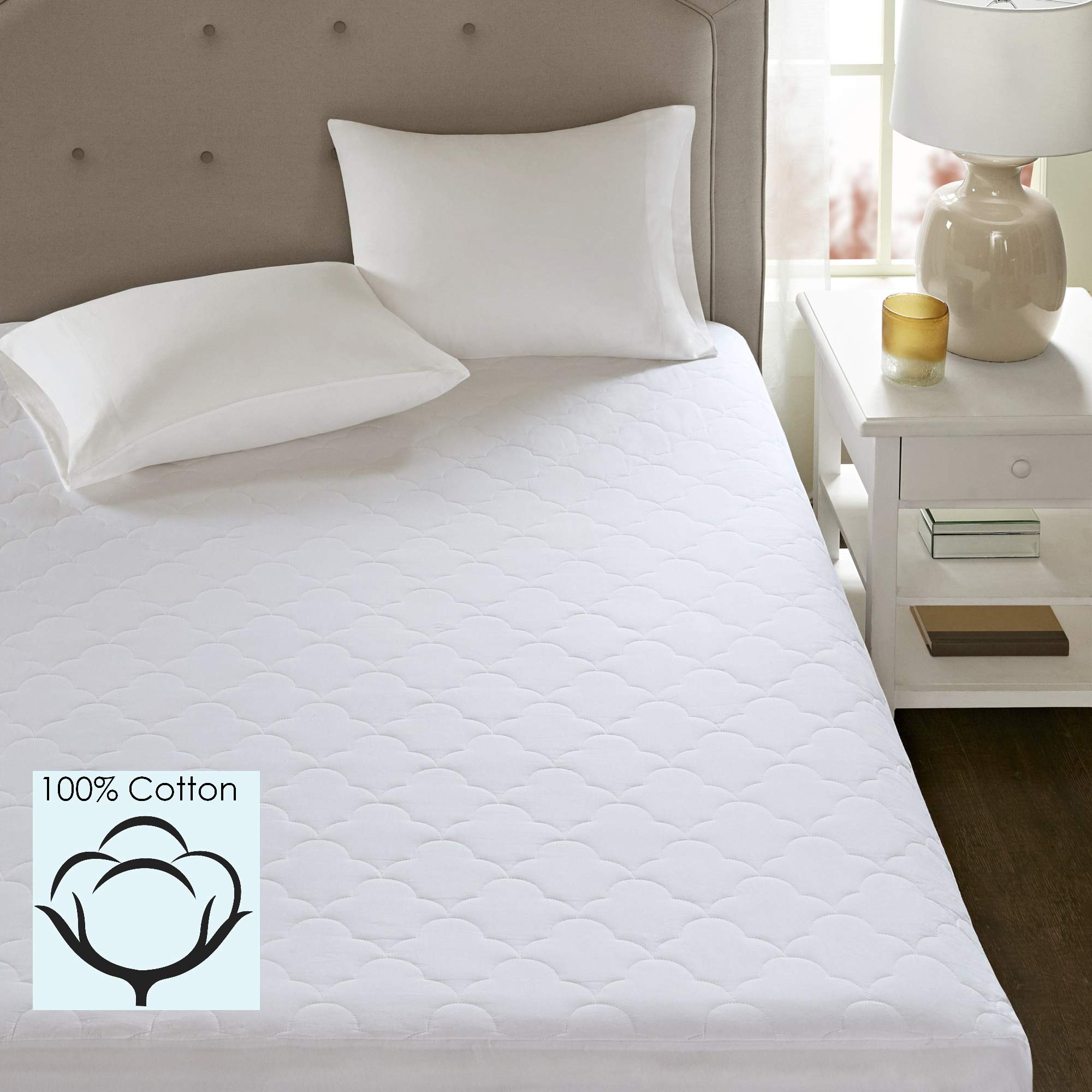 Sleep Philosophy Mattress Washable Protector