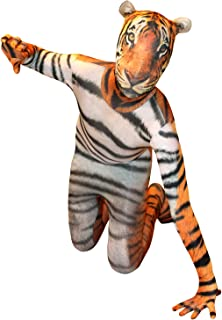 Official Tiger Kids Animal Planet Costume - Large (Age 10-12)