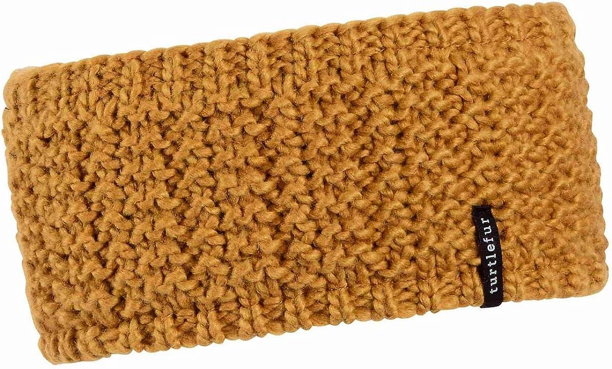 Turtle Fur Women's Shay Fleece Lined Thick Knit Headband
