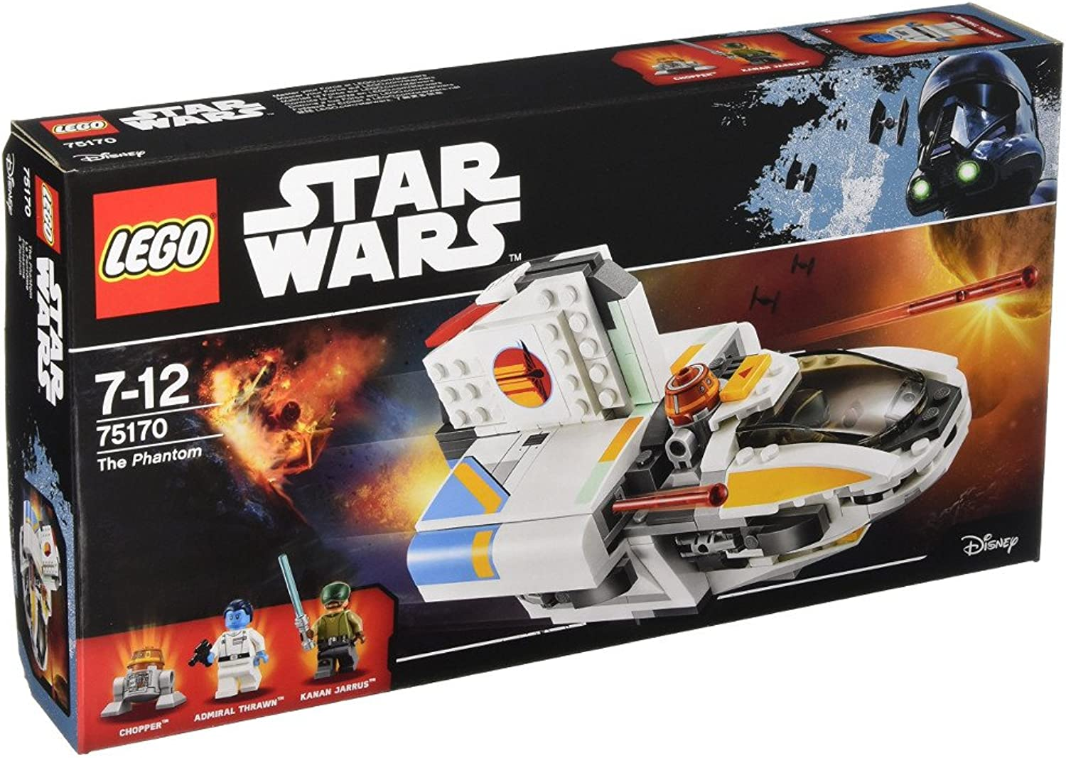 LEGO 75170   STAR WARS  THE PHANT