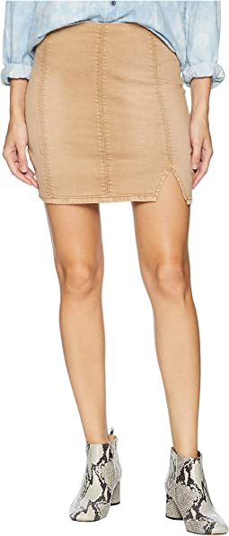 Femme Fatale Pull-On Skirt