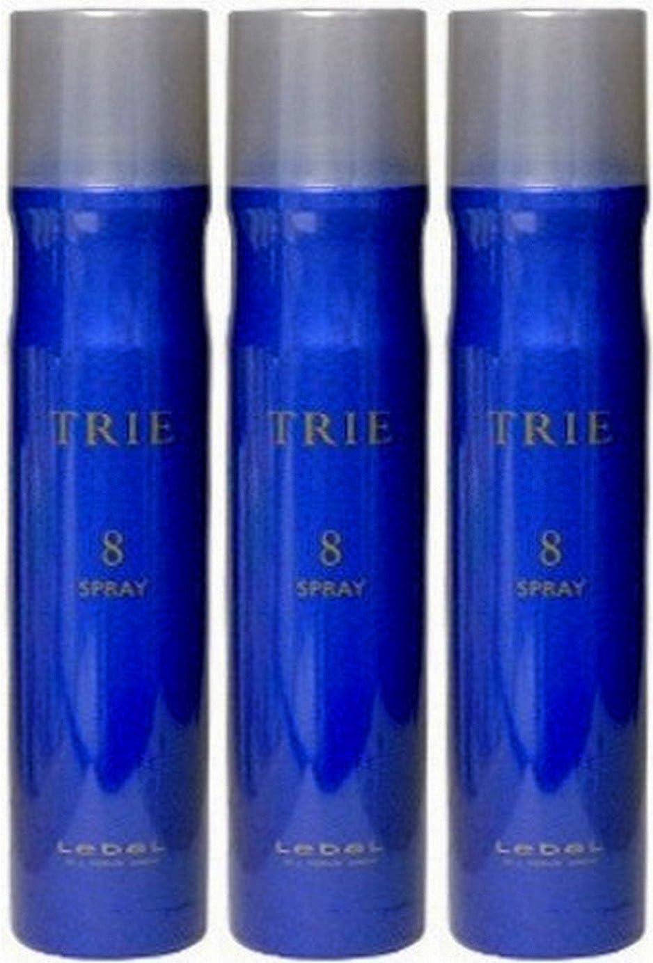 トレッド損失に対応する【3個セット】ルベル トリエ スプレー8 170g