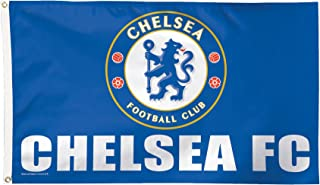 Wincraft International Soccer Chelsea FC Deluxe Flag, 3 x 5', Multicolor