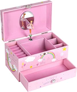 musical jewelry box for granddaughter
