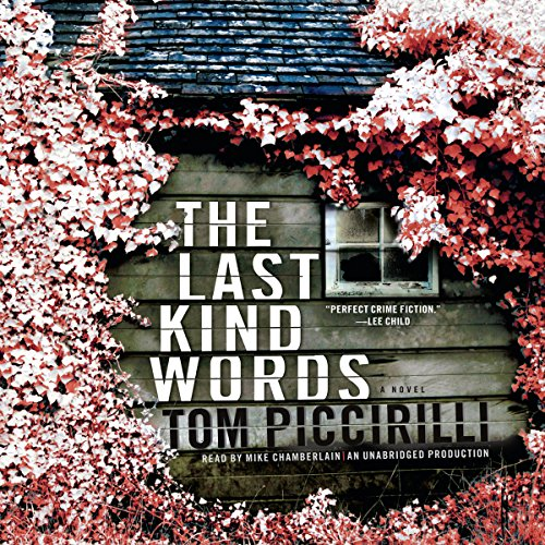 The Last Kind Words audiobook cover art