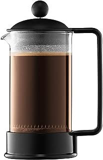 BODUM ボダム BRAZIL ブラジル フレンチプレス コーヒーメーカー 350ml 【正規品】 1543-01 ブラック