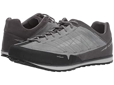 Altra Footwear Grafton (Gray) Men