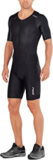 2XU Mens PerformFullZip Sleeved Trisuit