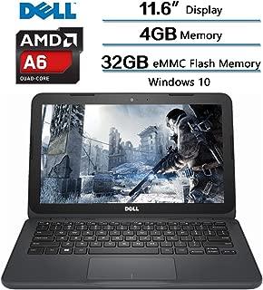 2018 Dell Inspiron High Performance Laptop, AMD A6-9220e processor 2.5GHz, 11.6