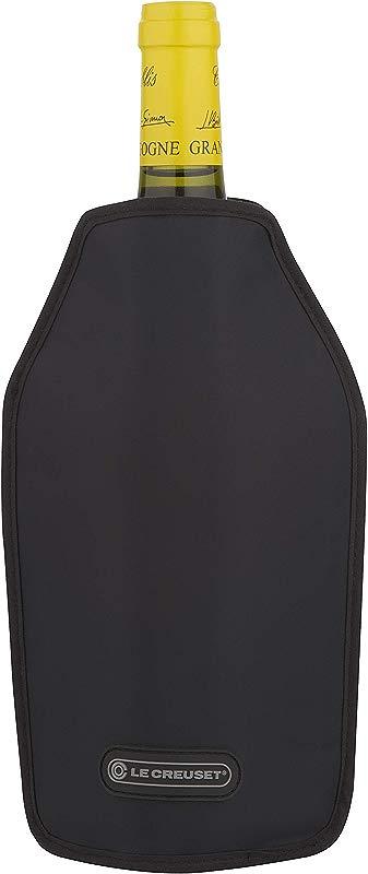 Le Creuset WA126L 31 Wine Cooler Sleeve Black Black