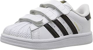 adidas Originals Kids' Superstar Foundation Cloudfoam Sneaker